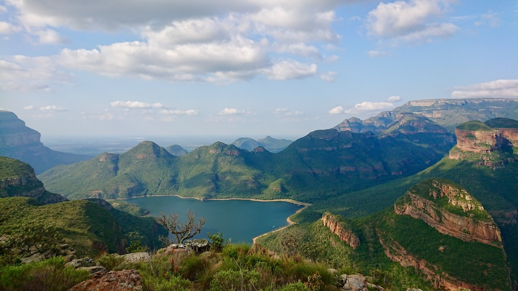 South Africa: Blyde River Canyon.