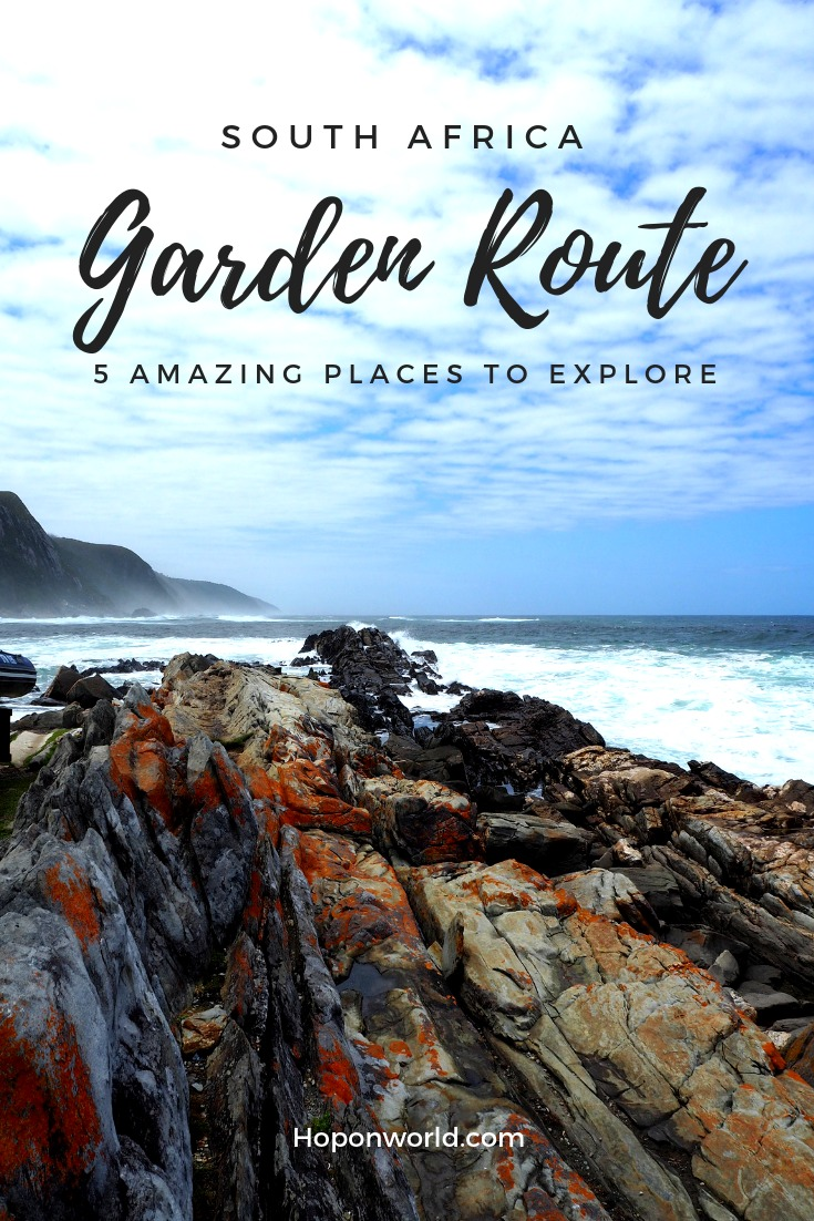 South Africa / The Garden Route // Discover the best places to explore on the Garden Route - one of South Africa's most scenic drives. #southafrica #gardenroute #westerncape #knysna #tsitsikamma #travelguide #traveltips #travelguide #travel