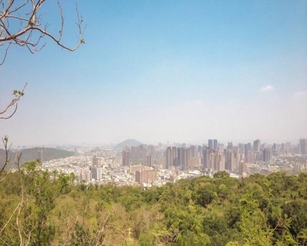 kaohsiung hiking
