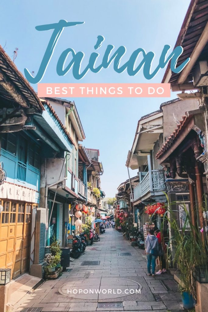 Tainan, Taiwan //Taiwan's former capital city, Tainan, packs the perfect mix of history, architecture, culture, and fabulous food. This Tainan itinerary sets out everything you need to know about planning the perfect Tainan trip - from how to get to Tainan and where to stay, to the best things to do in Tainan and what to eat. #tainan #taiwan #travel #visittainan #travelplanning #traveltips #quickgetaways #taiwaninstagramspots