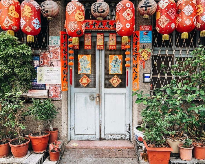 one of the most instagrammable places in shennong street.