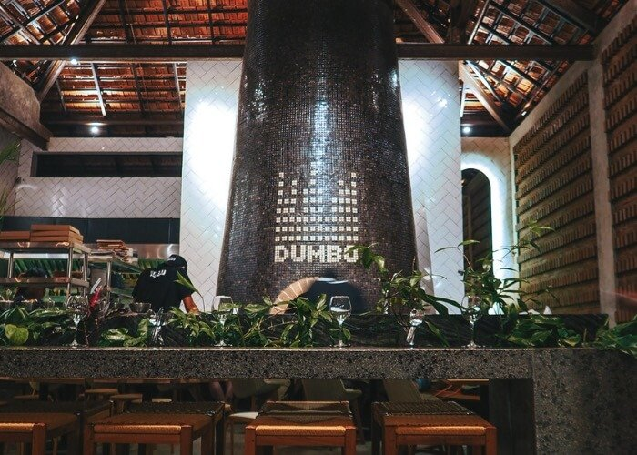 DUMBO restaurant in Ubud is the perfect place to eat wood-fire pizza and other Italian classics.