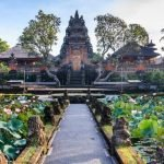 The Water Palace is a popular add-on to any 3 days Ubud itinerary.