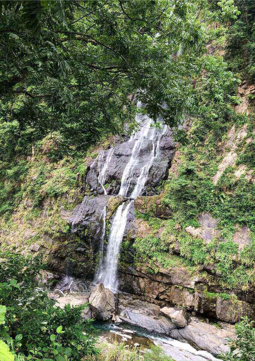 Wulai waterfall New Taipei City